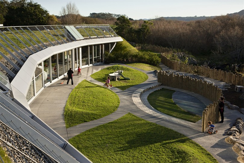 Green building in New Zealand | Pureadvantage