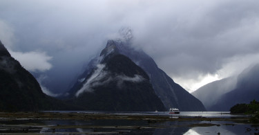 Milford Sound by Ben Yi