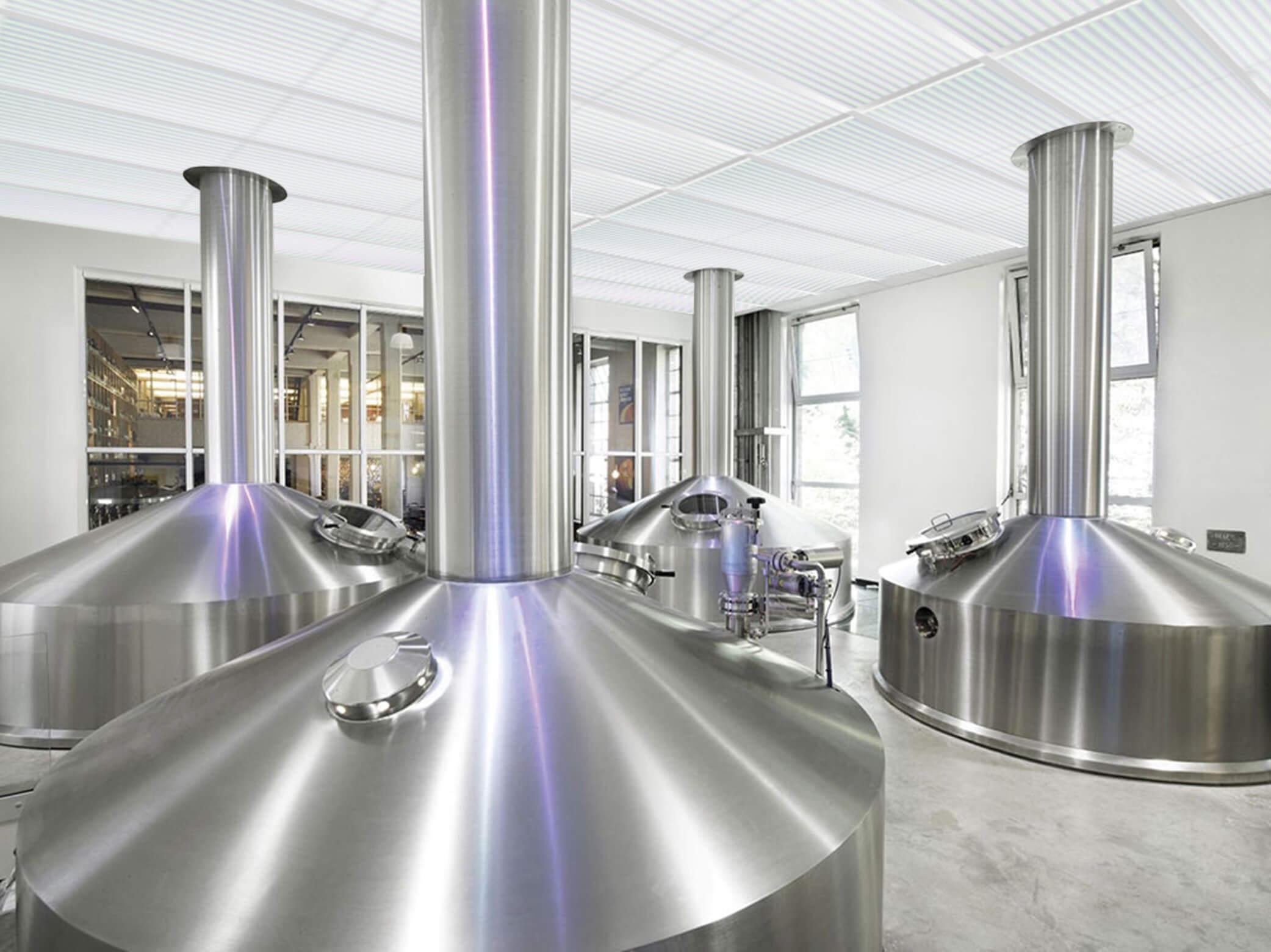 Plexisun Brewery Roof - Render