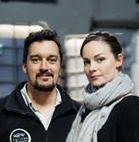 Tane & Clare Bradley