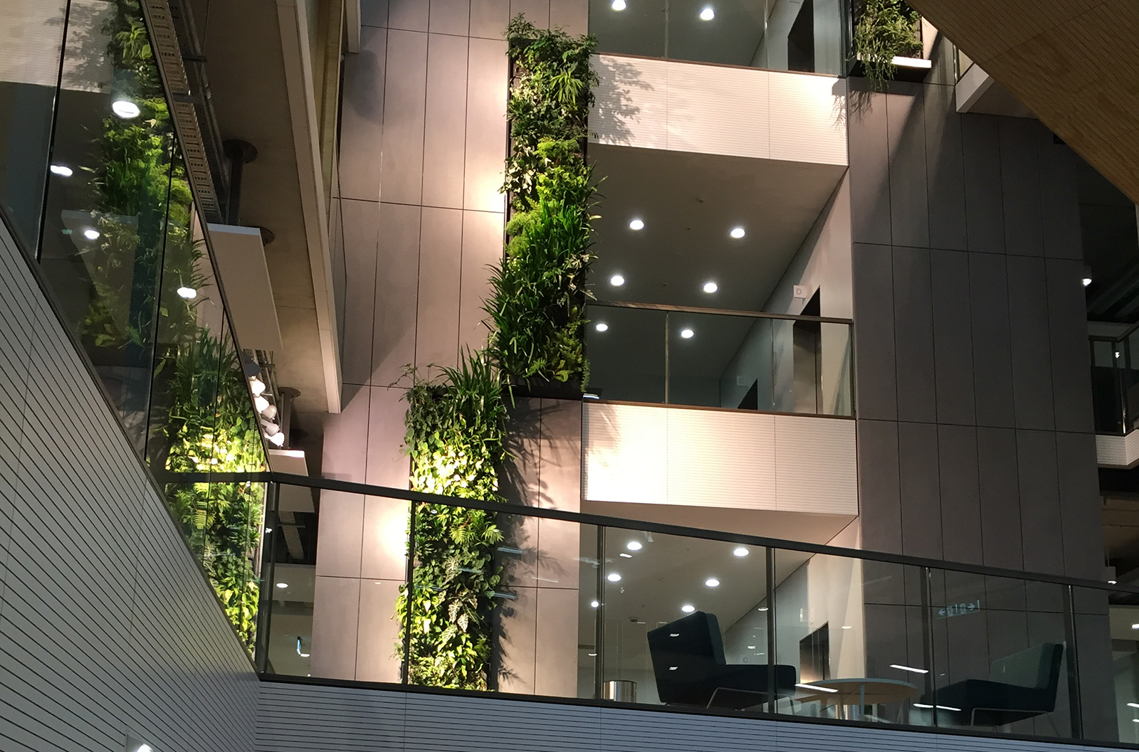 Bringing biodiversity to cities and offices