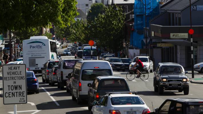 Let's talk traffic – lessons for Queenstown from Oslo