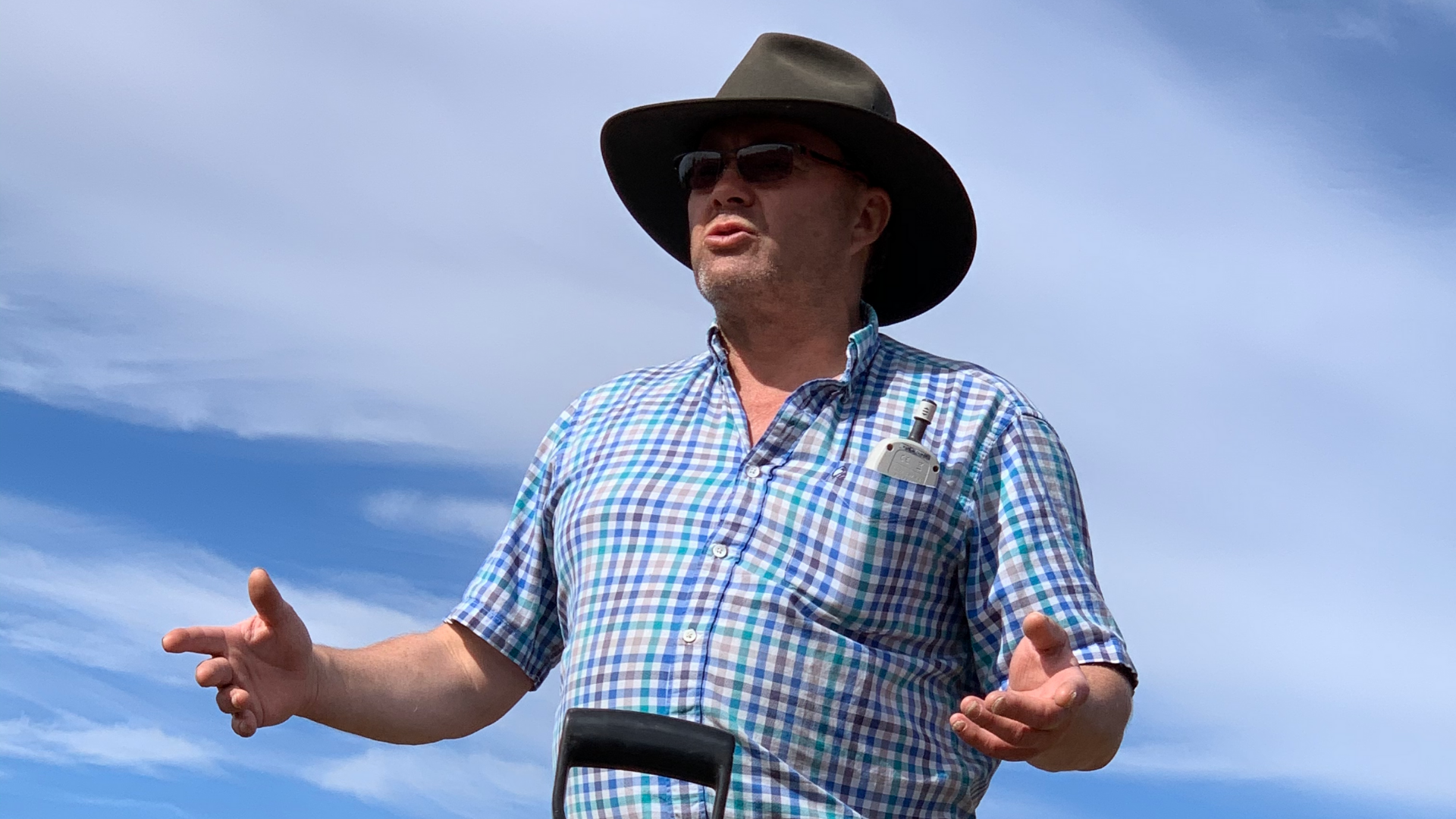 Conservation Agriculture and Soil Ecology with Simon Osborne